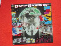 Vinil Dave Edmunds -Riff Raff (Pop Rock)made in Germany1984