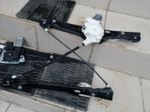 Macara elecrica cu motoras fata - spate, stanga - dreapta BM