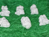 Set Figurine ipsos Pasti 6 Iepurasi