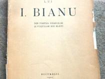 Omagiu lui Ioan Bianu, Volum omagial, 1927