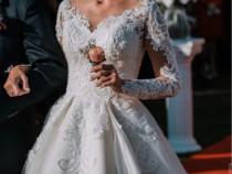 Rochie de mireasa XS-S