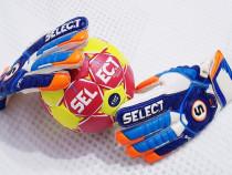 Manusi portar fotbal, handbal Select Max Grip, nr.8, minge 2
