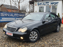 Mercedes C220CDI / 2001 / 2.2CDI / Rate fara avans/ Garantie