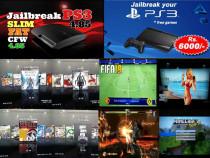 Modare/Decodare orice model PS3, Playstation 3, FIFA 19, GTA