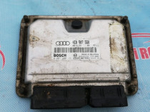 4e0907560 calculator motor ecu audi a8 3.0 benzina 4e d3 asn