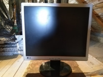 Monitor PC slim  LG Flatron 17 inch
