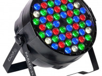 Proiector cu leduri, Ibiza Light PARLED-54,54 led-uri RGBW,2