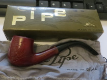 Vintage 1970's Pipa Mt. TAI Hand Made in China