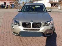BMW X3 XDrive F25 20D 184 PS