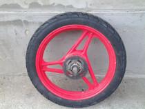 Moto 125 CC Anvelopa - Guma - Cauciuc Roata Moto Spate