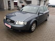 Audi a4 din 2003 1.9 diesel