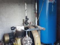 Compresor Caeser trifazic cu trei pistoane