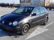 VW Polo 1,2 benzina 2003