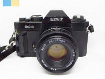 Revue SC 4 cu obiectiv Revuenon 50mm f/1.8 montura Pentax K