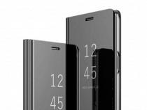 Husa Telefon Flip Book Clear View Samsung Galaxy A51 BLACK