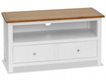 Comodă TV, 90 x 35 x 48 cm, lemn masiv 247058