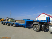 Semiremorca (trailer) Goldhofer STPA 5-50/80