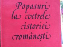 Popasuri la vetrele istoriei românești