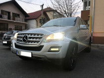 Mercedes-Benz ML 350CDI Euro 5 Facelift 2010