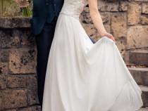 Rochie de mireasa marimea 36