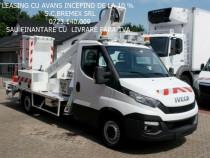 Autoutilitara Iveco-nacela Comilev+leasing incepind de la10%