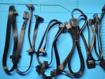 Cabluri sursa modulara Corsair - SATA, PCI-E, Molex
