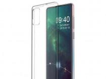 Samsung A51 A71 - Husa Ultra Slim 0.3mm Silicon Transparent
