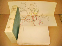 B268-I-ww1-Mapa Volum 5 set harti Maresal Konrad 1914.