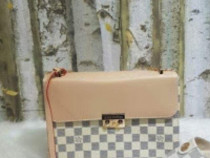 Geanta nude Louis Vuitton new model import Franta