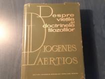 Despre vietile si doctrinelw filozofilor Diogenes Laertios
