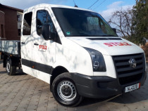 Volkswagen Crafter 2.5TDI 109CP RAR efectuat Import Germania