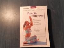 Terapia prin yoga pentru combaterea stresului si anxietatii