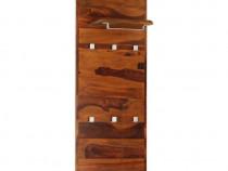 Cuier haine, 118 x 40 cm, lemn masiv de 246351