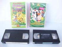 Casete video cu desene animate
