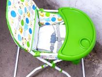 Masa cu scaun pentru copii, bebeluși, pliabilă