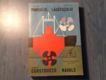 Manualul lacatusului pentru constructii navale C Sburlac
