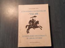 Etnonimele romanilor de Alexandru Pele