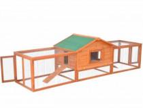 Cușcă pentru iepuri din Lemn - Grena, Cușcă Iepuri