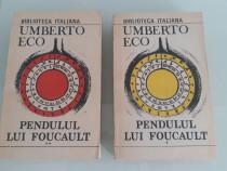 Umberto eco pendulul lui foucault