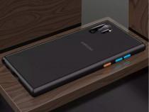 Samsung NOTE 10 NOTE Plus - Husa Hybrid Rama Silicon Spate