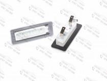 Lampi LED numar Smart Fortwo 451 2007- 2014