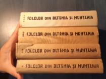 Folclor din Oltenia si Muntenia 4 volume