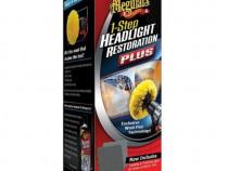 Meguiar's Kit Restaurare Faruri Headlight Restoration Kit G1