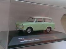 Macheta Trabant 601 Universal Kombi 1965 - IST 1/43