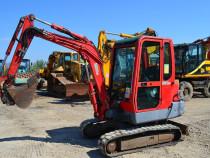 Mini excavator Yanmar B25V