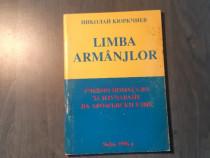 Limba armanilor gramatica aroman bulgar