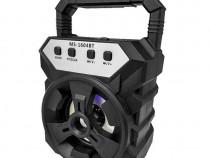 Boxa Portabila Bluetooth MS 1604 BT Cu Radio Fm Lumini Elect