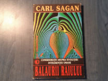 Balaurii raiului de Carl Sagan