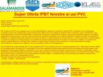 SUPER 0FERTA ! USI PVC CU GEAM TERMOPAN DIRECT DIN FABRICA !