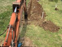 Excavator , buldoexcavator